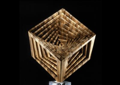 Viaggio nel cubo | Journey in the Cube