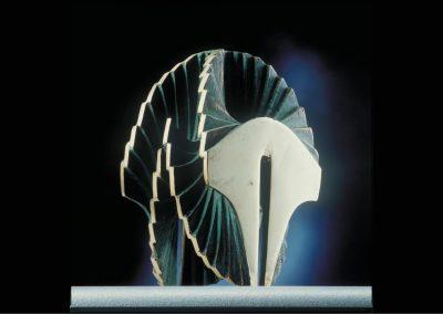 Maschera azteca mignon | Mignon aztec mask