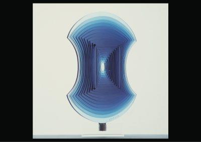 Rettangolo azzurro | Blue Rectangle